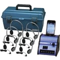 Hamilton Buhl™ Digital Audio Hub Listening Center With Plastic Carry Case