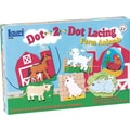 Patch® Products/Smethprot™/Lauri® Dot 2 Dot Lacing Farm Animals Card