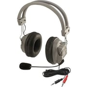 Hamilton Buhl SchoolMate Deluxe Headphone With Boom Microphone