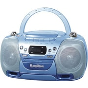 Hamilton Buhl USB, MP3, CD, Cassette and AM/FM Radio Boom Box