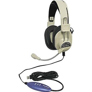 Hamilton Buhl™ Deluxe USB Headset With Gooseneck Microphone