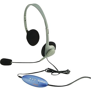 Hamilton Buhl Personal USB Headphone With Microphone