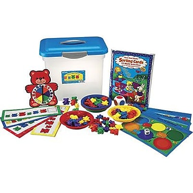 Learning Resources® Three Bear Family Sort, Pattern and Play Activity Set
