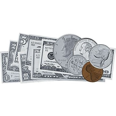 Teech-Um® Colossal Coins and Currency, Money