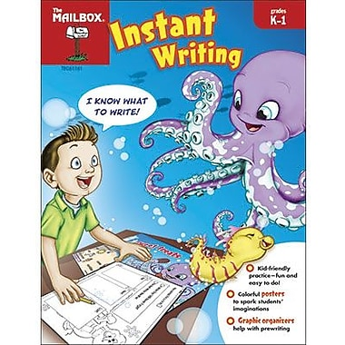 The Mailbox Books® Instant Writing Book, Grades Kindergarten - 1st