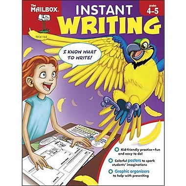 The Mailbox Books® Instant Writing Book, Grades 4th - 5th
