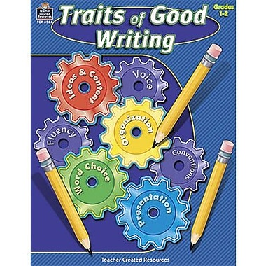 Teacher Created Resources® Traits of Good Writing Book, Grades 1st - 2nd