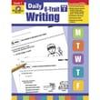 Evan-Moor® Daily 6 Trait Writing Book, Grades 1st
