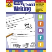 Evan-Moor® Daily 6 Trait Writing Book, Grades 1st