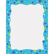 Trend Enterprises® 11 x 8 1/2 Terrific Paper, Blue Fizz