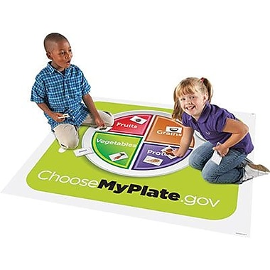 Learning Resources® Healthy Helpings™ MyPlate Activity Mat