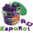 Learning Resources® Spanish Magnetic Soft Foam Learning Letter