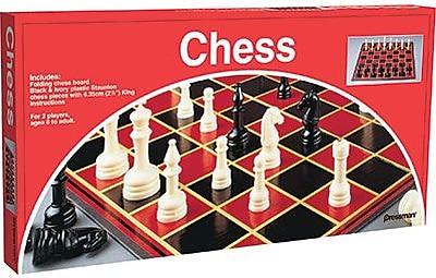 Pressman Toy Classic Chess Game 935005
