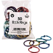 Hygloss® Book Ring Pack, 1""