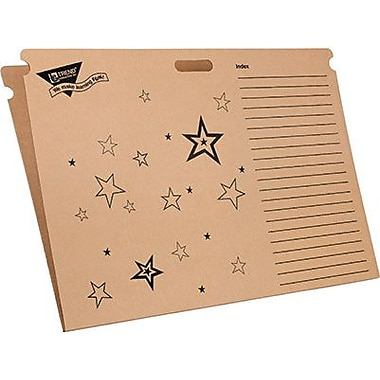 Trend Enterprises® File'n Save System® Chart Sturdy Folder Box