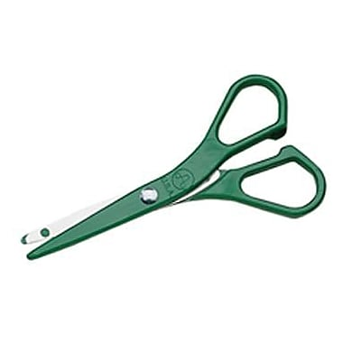 Acme ACM15515 Blunt Tip 5in. Ultimate Kid's Safety Scissors, Green