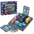Think Fun® Critical Thinking Game, Rush Hour Deluxe Edition