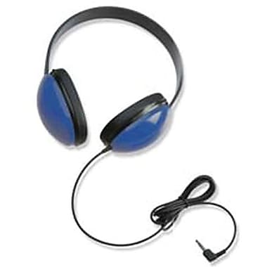 Califone® Listening First™ Stereo Headphone, Blue