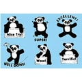 Center Enterprises® Grading Stamp, Pandas