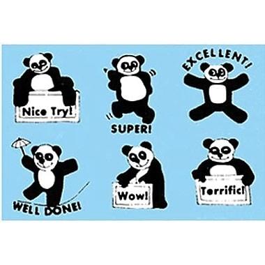 Center Enterprises® Grading Stamp, Pandas