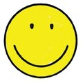 Center Enterprises® Stamp, Smile Face