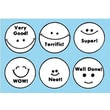 Center Enterprises® Grading Stamp, Smile Faces