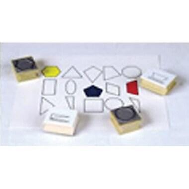 Center Enterprises® Stamp Set, Plane Geometry