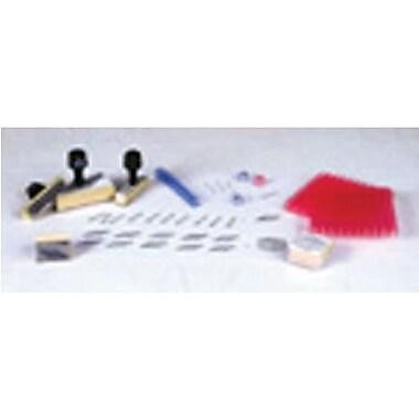 Center Enterprises® Stamp, Grooved Hardwood Handle