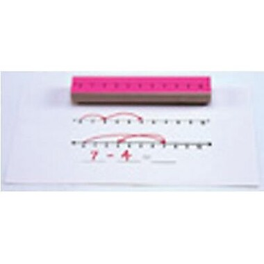 Center Enterprises® Stamp, Number Line