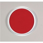 Center Enterprises® 6 Jumbo Circular Washable Paint/Ink Pad, Red