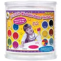 Center Enterprises® 6in. Circular Washable Paint/Ink Pad, Craft Kit