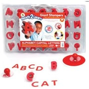 Center Enterprises® Ready2Learn™ Giant Stamper, Alphabet Letters Uppercase