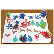 Center Enterprises® Ready2Learn™ Giant Stamper, Christmas