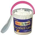Chenille Craft® Blackboard Chalk, White