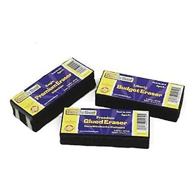 Chenille Craft® 5in. Felt Eagle Chalkboard Eraser, Black