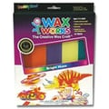 Chenille Craft® Bright Hues Wax Works, Assorted