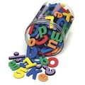 Chenille Craft® Letters and Numbers, Magnetic Foam