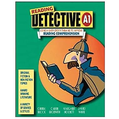 Critical Thinking Press™ Reading Detective Book A1, Grades 5th - 6th