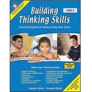 Critical Thinking Press™ Level 2 Building Thinking Skills Book, Grades 4th - 6th
