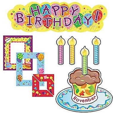Creative Teaching Press™ Mini Bulletin Board Set, Birthdays