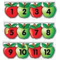 Creative Teaching Press™ Mini Bulletin Board Set, Apples Number Line
