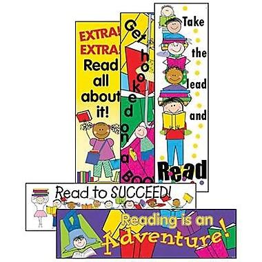 Creative Teaching Press™ Mini Bulletin Board Set, Reading Motivators