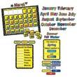 Creative Teaching Press™ Calendar Set, Poppin Patterns®