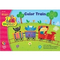 Creative Teaching Press™ Sing and Read Color Train Book By Dr. Jean Feldman, Grades pre-school - 1st