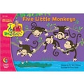 Creative Teaching Press™ Five Little Monkeys Book By Dr. Jean Feldman, Grades Pre School - 1st
