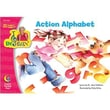 Creative Teaching Press™ Action Alphabet Book By Dr. Jean Feldman, Grades pre-school - 1st