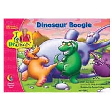 Creative Teaching Press™ Dinosaur Boogie By Dr. Jean Feldman, Grades Pre School - 1st