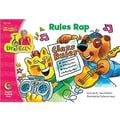 Creative Teaching Press™ Rules Rap Book By Dr. Jean Feldman, Grades pre-school - 1st