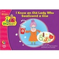Creative Teaching Press™ I Know An Old Lady Who Swallowed One Book By Dr. Jean Feldman, Grades P-1st
