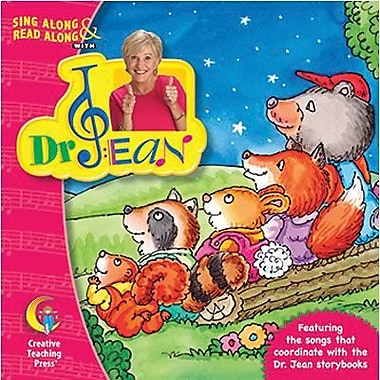 Creative Teaching Press™ Sing Along and Read Along With Dr. Jean CD, Grades pre-kindergarten - 1st